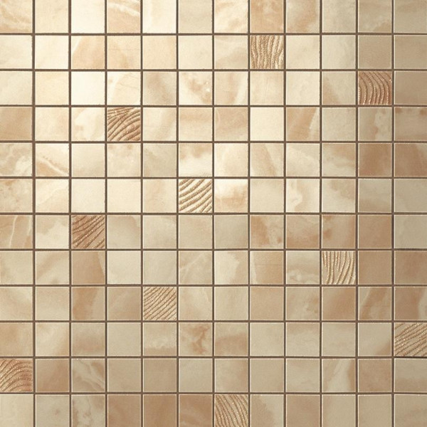 Мозаика S.O. Royal Gold Mosaic 30,5*30,5 Глянeц